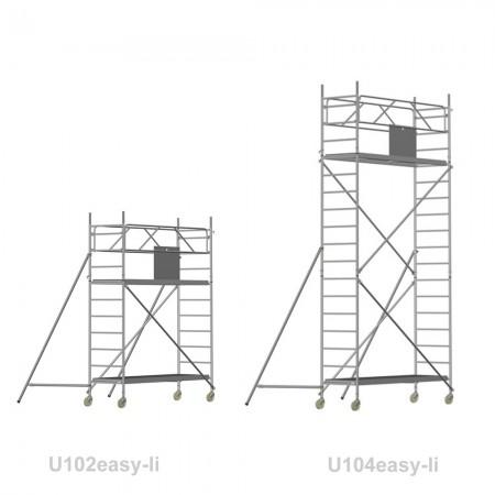 Universal easy LIGHT - Länge: 2,50 m - Breite: 0,80 m