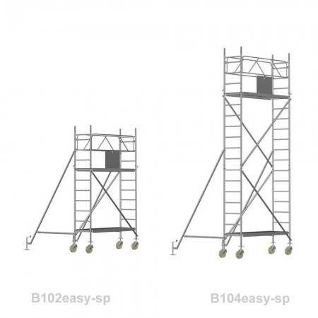 Edelweiß easy SPEZIAL - Länge: 2,00 m - Breite: 0,60 m