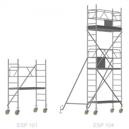 Edelweiß SPEZIAL - Länge: 2,00 m - Breite: 0,60 m