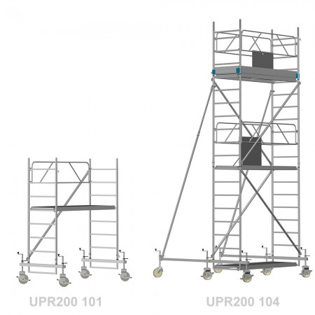 Universal PROFI 200 - Länge: 2,00 m - Breite: 0,80 m