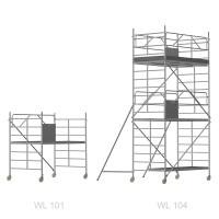 Watzmann LIGHT - Länge: 2,50 m - Breite: 1,50 m