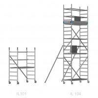 Isar LIGHT - Länge: 1,83 m - Breite: 0,74 m