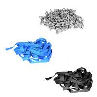 Seil/Perlongurt/Stahlkette
