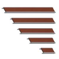 Plattformen 27,5 cm breit Siebdruckplatte für Fassadengerüste
