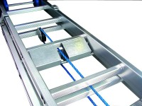 Seilzugleiter Handwerkerausführung plus 2-teilig, 41/47 cm breit