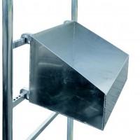 Werkzeugbox Alu für Fahrgerüste Industrieausführung