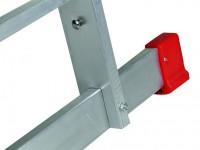 Anlegeleiter Handwerkerausführung plus 1-teilig, 41 cm breit