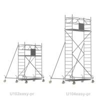 Universal easy PROFI - Länge: 2,50 m - Breite: 0,80 m