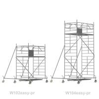Watzmann easy PROFI - Länge: 2,50 m - Breite: 1,50 m