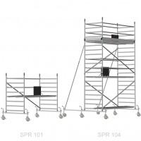 Südsee PROFI - Länge: 3,09 m - Breite: 1,35 m