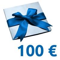 Geschenk-Gutschein im Wert von 100 EUR