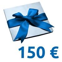 Geschenk-Gutschein im Wert von 150 EUR