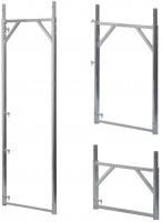 Rahmen für Fassadengerüste